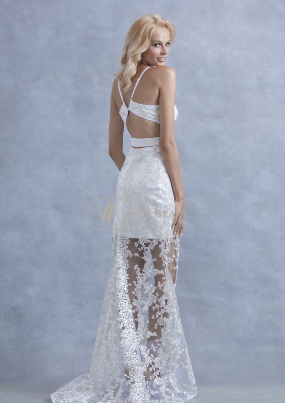 Свадебное платье Vittoria4438F #2