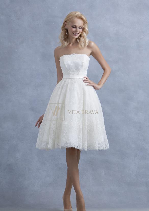 Свадебное платье Vita107 #2