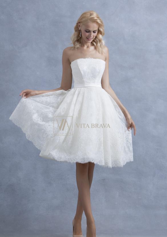 Свадебное платье Vita107 #1