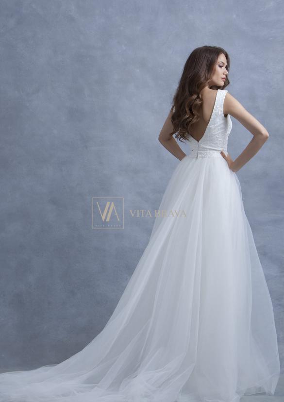 Свадебное платье Vittoria8004 #1