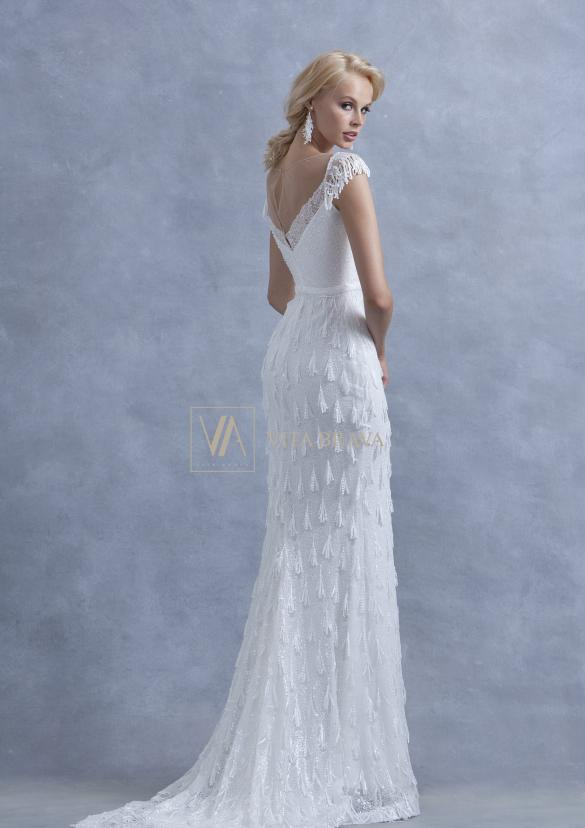Свадебное платье Vittoria4434 #3