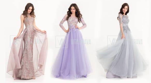 Тенденции выпускных платьев 2020