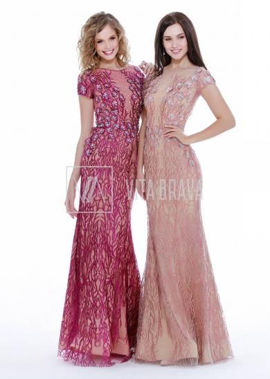 Вечернее платье Alba5093
