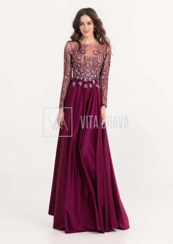 Вечернее платье Alba5095a #5
