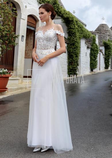 Вечернее платье Alba5675