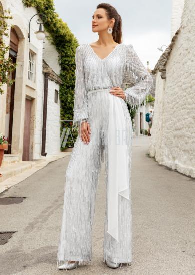 Вечернее платье Alba5760A