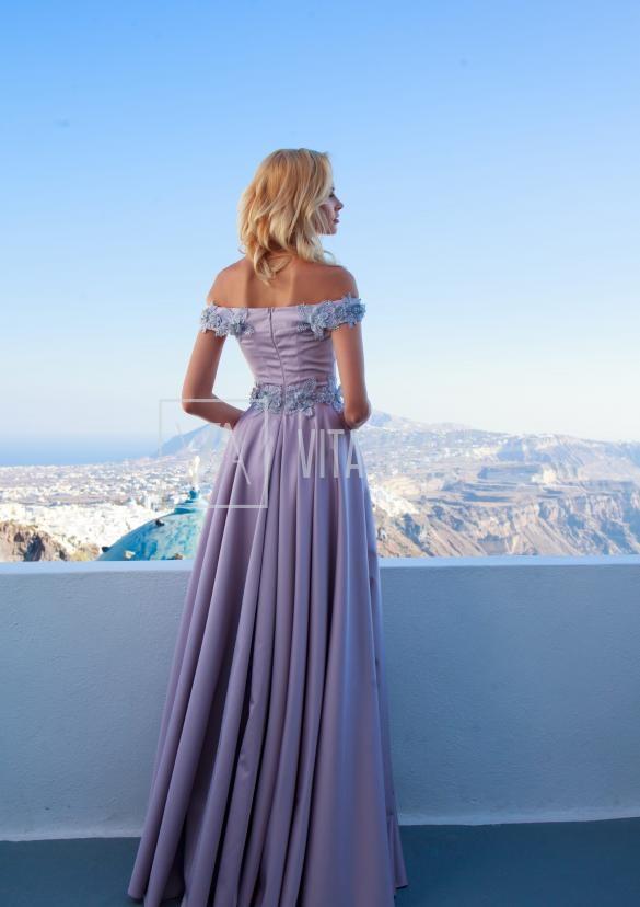 Вечернее платье Avrora170506 #6