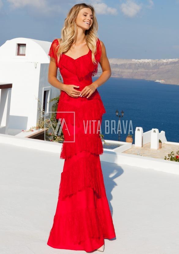 Вечернее платье Avrora190307  #1