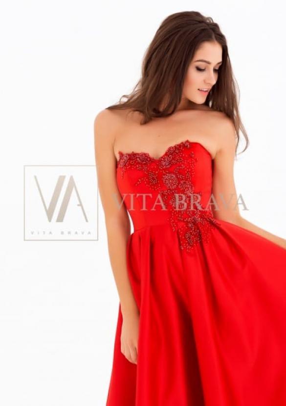 Вечернее платье JH1007 #4