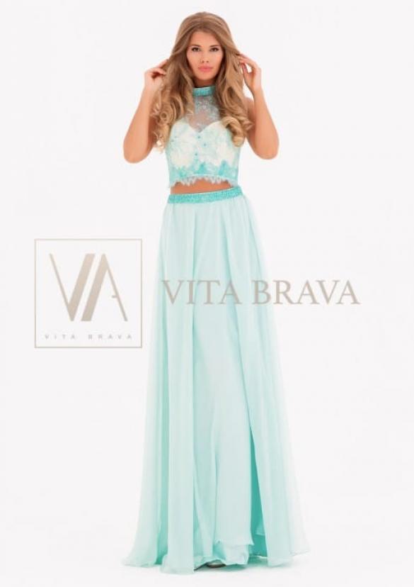 Вечернее платье JH1038 #3