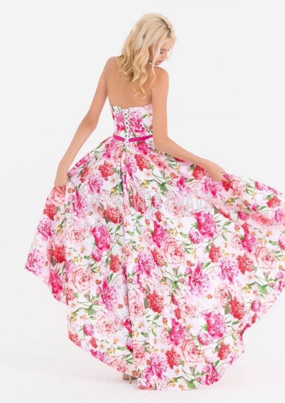 Вечернее платье JH1090 #4