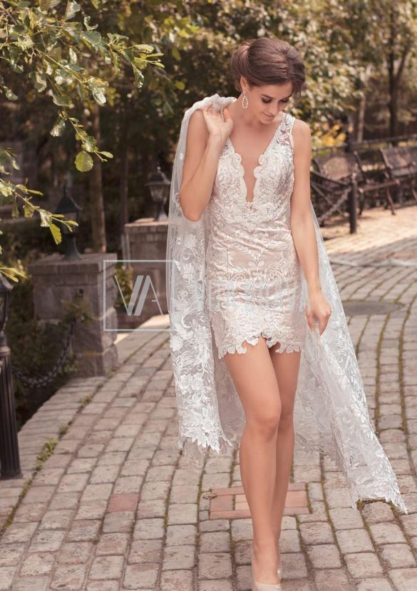 Свадебное платье JH511 #6