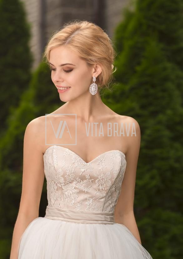 Свадебное платье JH516 #4