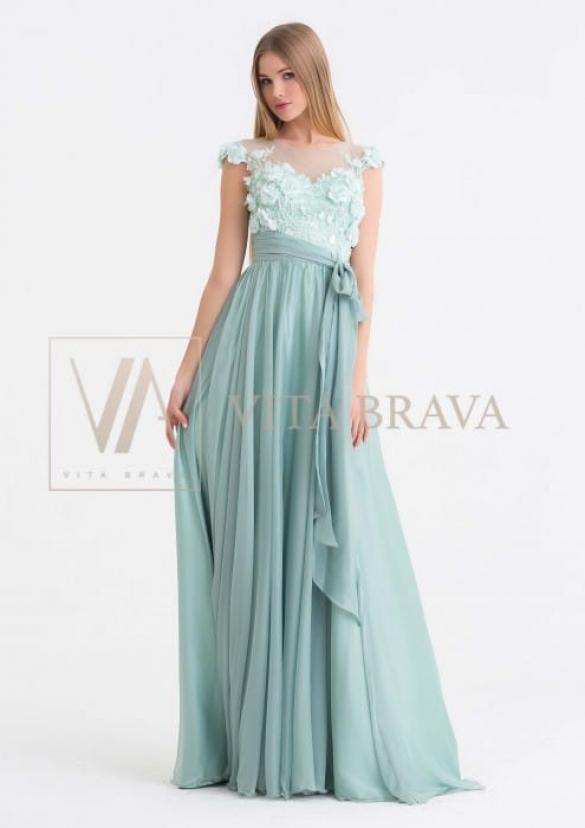 Свадебное платье L22661 #5