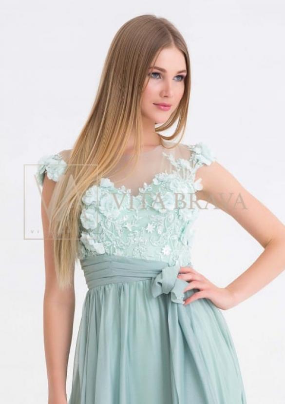 Свадебное платье L22661 #6