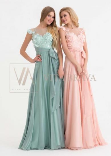Вечернее платье L22661