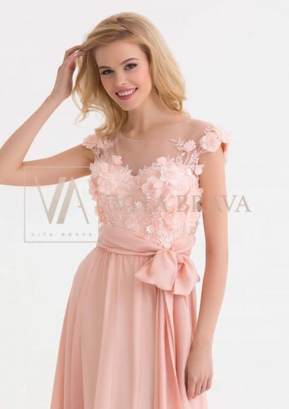 Свадебное платье L22661 #3