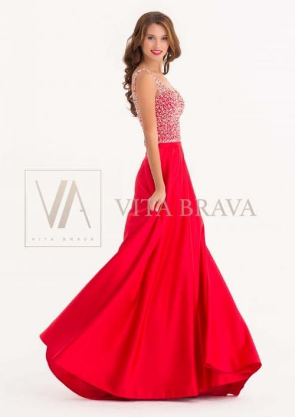 Вечернее платье L22668 #3