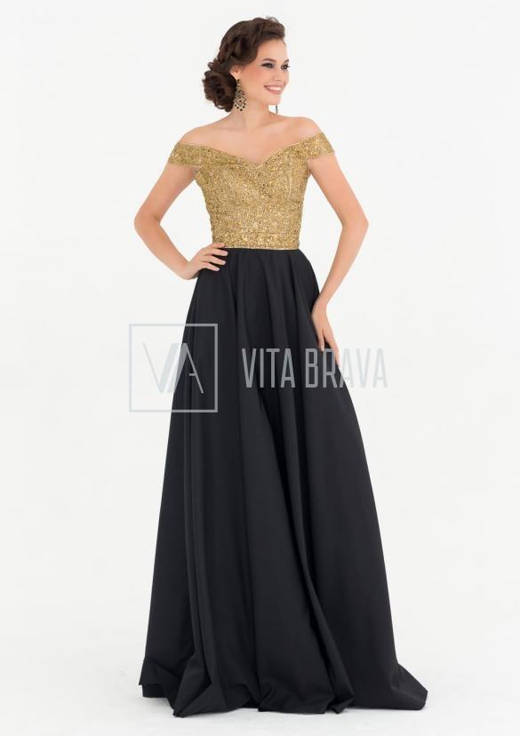 Вечернее платье MT244F #3