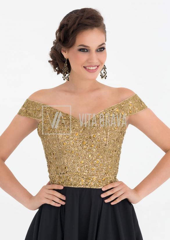 Вечернее платье MT244F #4