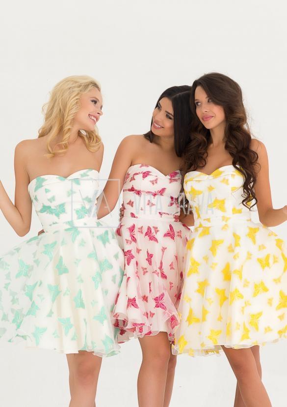 Вечернее платье MT268F #5