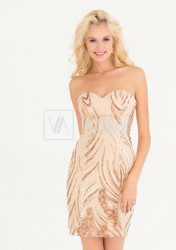 Вечернее платье MT271F #2
