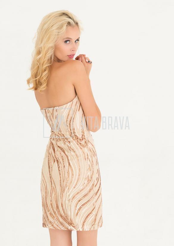 Вечернее платье MT271F #1