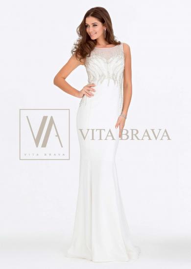 Вечернее платье MX3744F