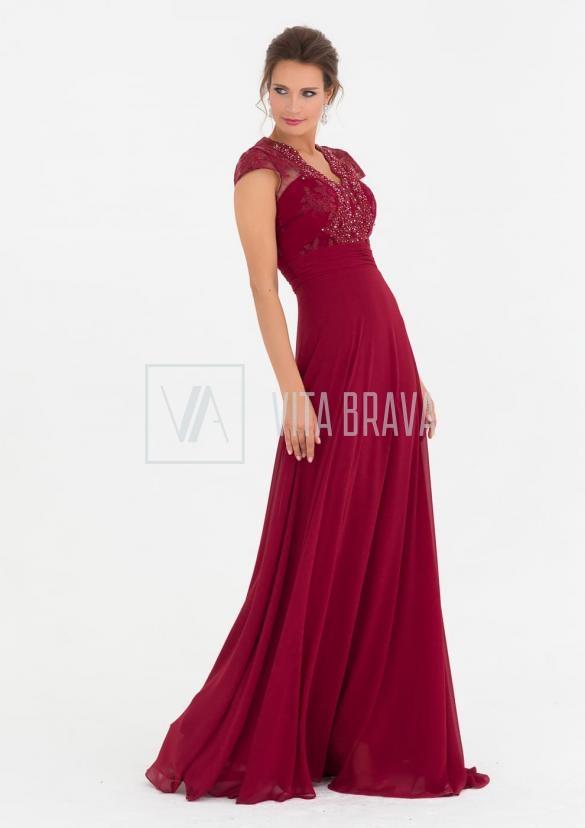 Вечернее платье MX3808a #1