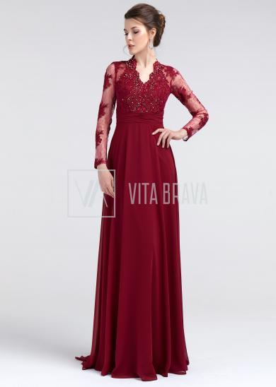 Вечернее платье MX3808UC