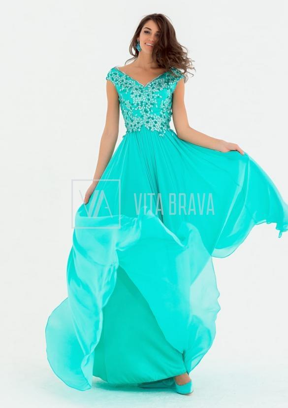 Вечернее платье MX4075M #4