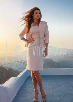Вечернее платье MX4187F