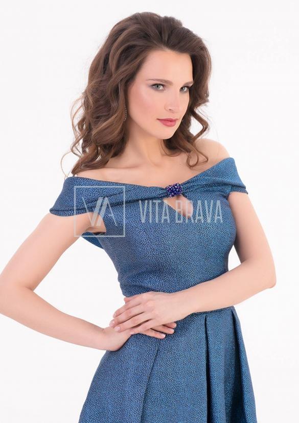 Вечернее платье MX4373F #1