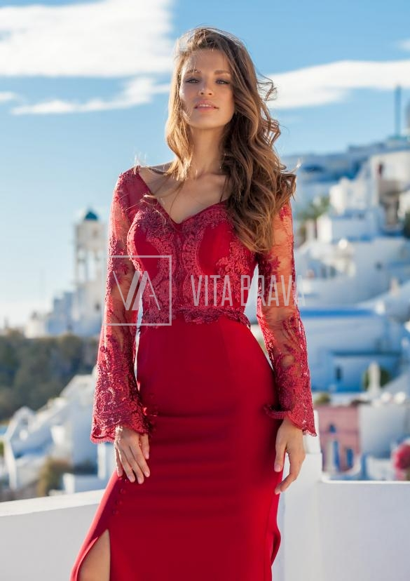 Вечернее платье Vittoria4255FA #2