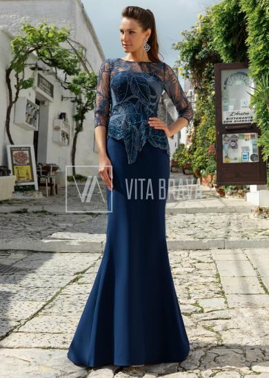 Вечернее платье Vittoria4372BA