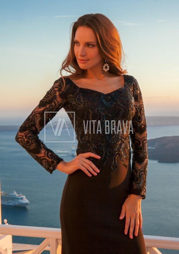 Вечернее платье Vittoria4380F #3