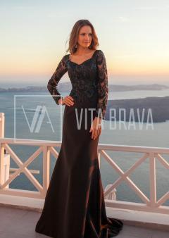 Вечернее платье Vittoria4380F
