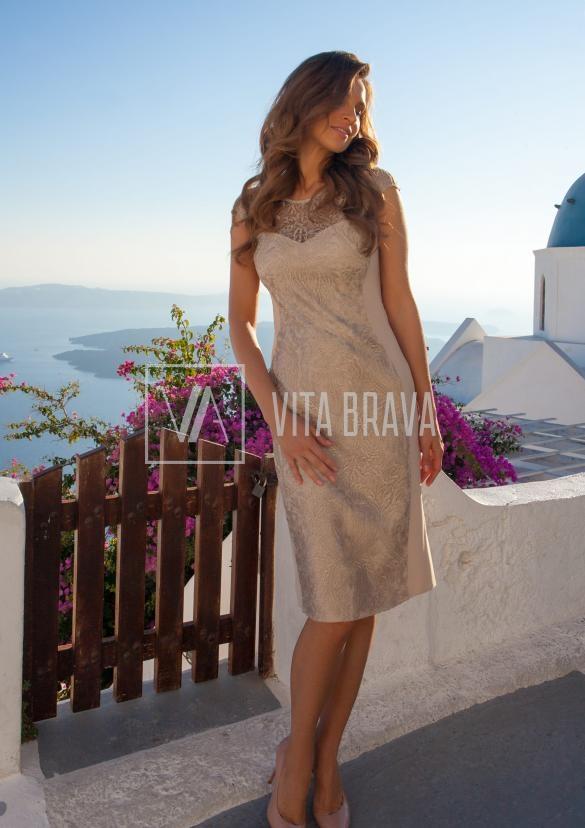 Вечернее платье Vittoria4385 #2