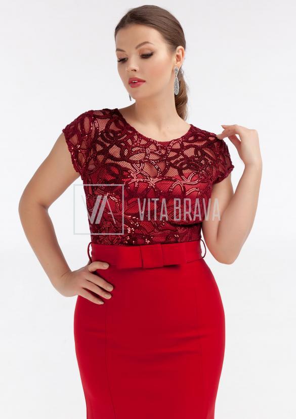 Вечернее платье Vittoria4395NR #2