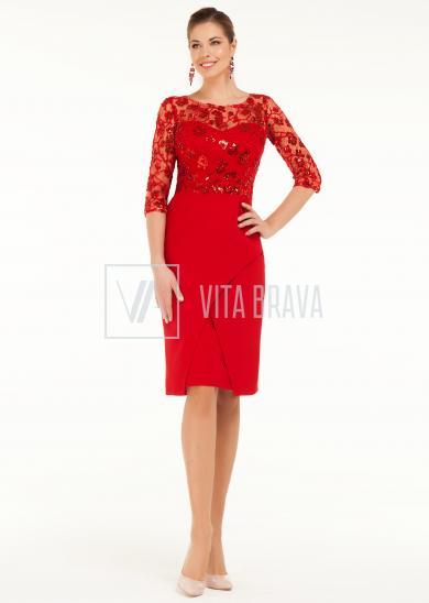 Вечернее платье Vittoria4421C