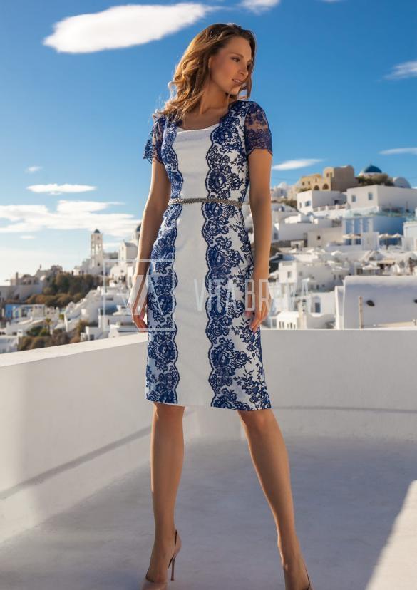 Вечернее платье Vittoria4451 #5