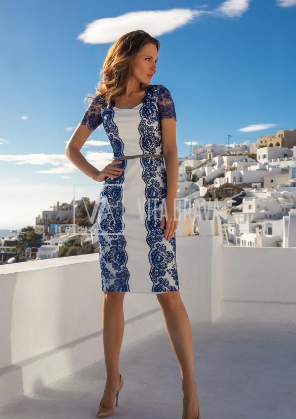 Вечернее платье Vittoria4451 #2