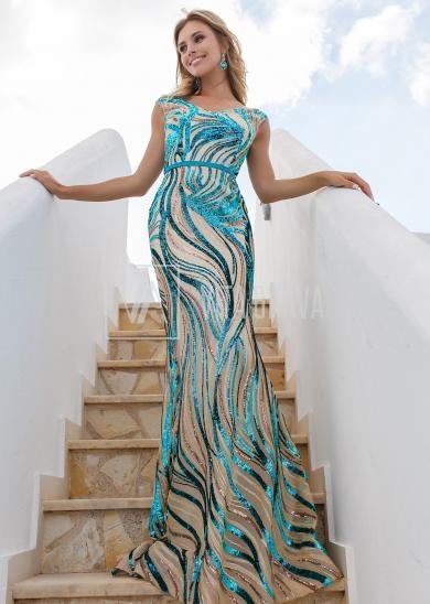 Вечернее платье Vittoria4619