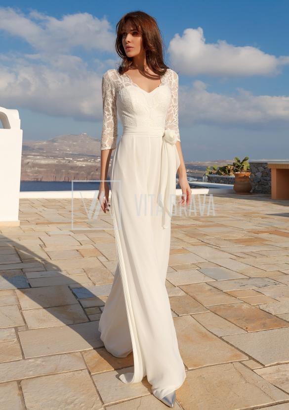 Свадебное платье Vittoria4665F #4
