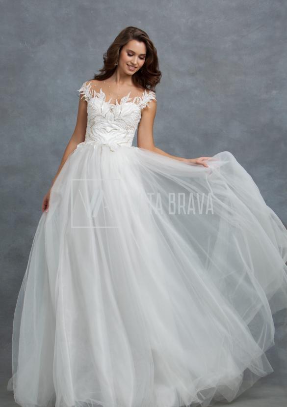 Свадебное платье Vittoria8006 #1