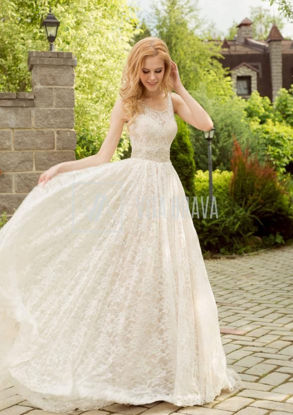 Свадебное платье WH3092 #8