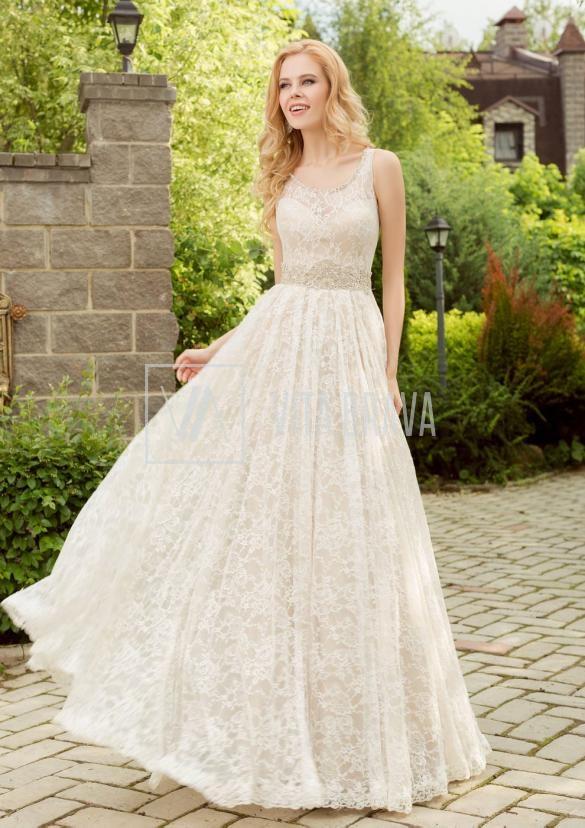 Свадебное платье WH3092 #9