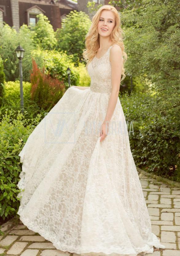 Свадебное платье WH3092 #7