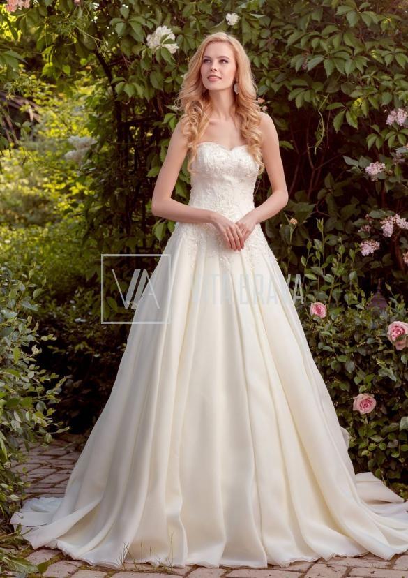 Свадебное платье WH5028 #4