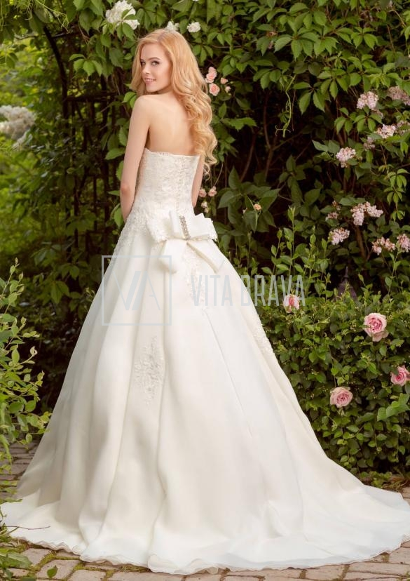 Свадебное платье WH5028 #10